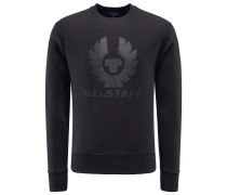 R-Neck Sweatshirt 'Holmswood' schwarz