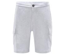 Cargo-Shorts hellgrau
