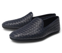 Loafer dark navy