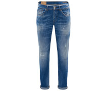 Jeans 'George' blau