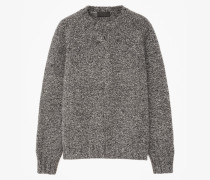 Tweed Pullover Tamino