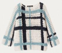 Handstrick Pullover