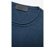 Cashmere Pullover Rundhals mit Farbverlauf