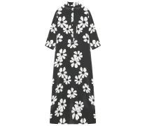 Tunika Kleid Blumen