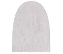 Kaschmir Mütze Creme