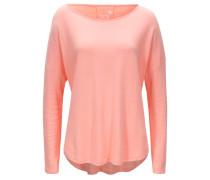 Sweater Cashmere Mix Neon Peach