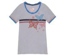 Baumwoll Shirt Nop Butterflies