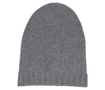 Kaschmir Mütze Melange