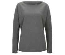 Oversized Sweatshirt Anthrazit