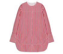 Bluse Amica Rot Streifen