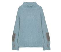 Pullover Gary Hellblau