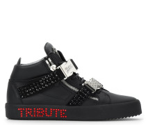Leather mid-top 'Giuseppe Tribute to Michael Jackson' TRIBUTE