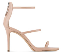Patent leather 'Harmony' sandal HARMONY 90