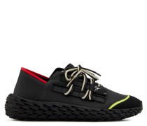 Leather low-top 'Urchin' URCHIN