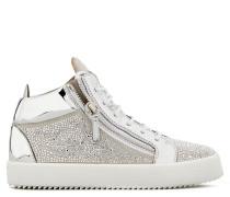 Kriss Twinkle Mid Top Sneakers