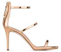 Patent leather 'Harmony' sandal HARMONY 90