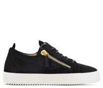 Gail Velvet Low Top Sneakers