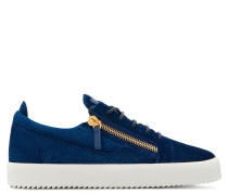 Frankie Velvet Low Top Sneakers