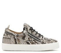 Gail Python Low Top Sneakers