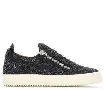 FRANKIE GLITTER Low Top Sneakers