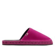 Lydie Flache Schuhe