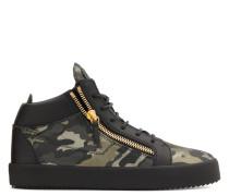 Kriss Jungle Mid Top Sneakers