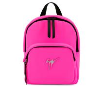 Fuxia fabric backpack CECIL SIGNATURE