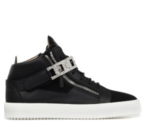 Denny Square Mid Top Sneakers
