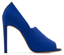Blue neoprene upper ANIKA