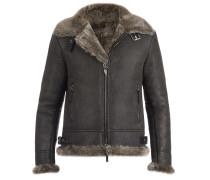 Brown ram jacket ROBIN