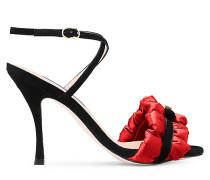 Die Kitt Duvet 105 Sandale - Follow Me Red