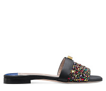 Die Brixton Sandale - Black