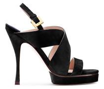 Die Hester Sandalen - Black