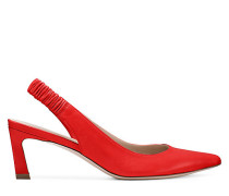 Die Hayday Pumps - Pimento Red