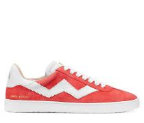 Der Daryl Sneaker - Watermelon Pink