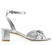 Die Elvita 50 Sandale - Silver