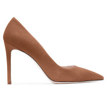 Der Leigh 95 Pumps - Basket Brown