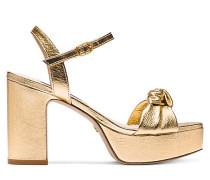 Die Mirri100 Sandale - Gold
