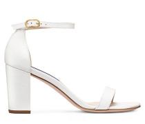 Die Nearlynude Sandale - White
