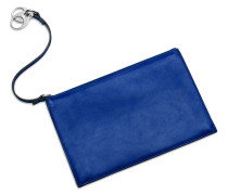 LINK DOUBLE ZIP POUCH