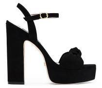 Die Mirri 140 Sandale - Black