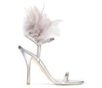 The Ricki Sandal - Silver