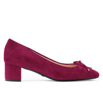 Der Gabby 45 Pumps - Cranberry