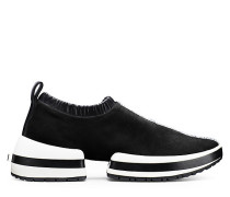 Der Sw-612 Nova Sneaker - Black