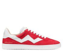 Der Daryl Sneaker - Followme Red