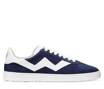 Der Daryl Sneaker - Navy