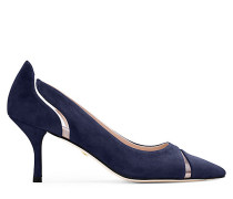 Der Davia 75 Pumps - Navy