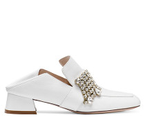 Die Irises Loafer - White