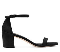 Die Simple Sandale - Black