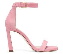 Die 100Squarenudist Sandalen - Nymph Pink